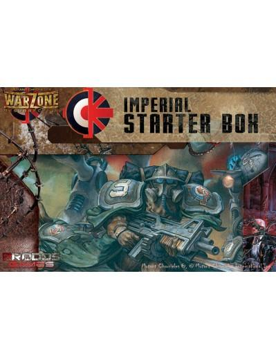 Warzone Resurrection: (Imperial) Starter Box