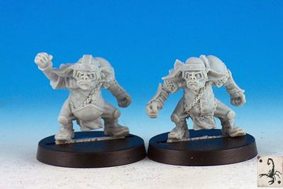 Fantasy Football Miniatures: Goblin Catchers