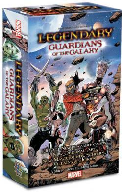 Marvel Legendary: Guardians of the Galaxy