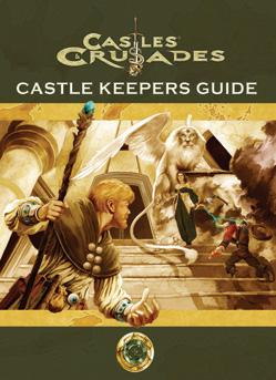 Castles & Crusades RPG: Castle Keepers Guide HC  [2nd Printing]