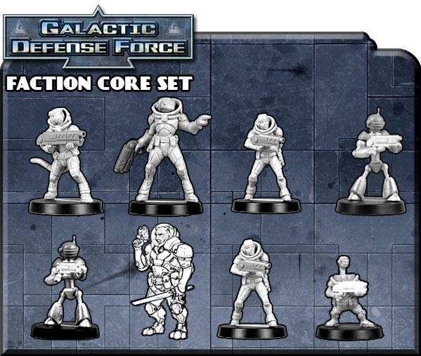 Counterblast: GDF Core Set