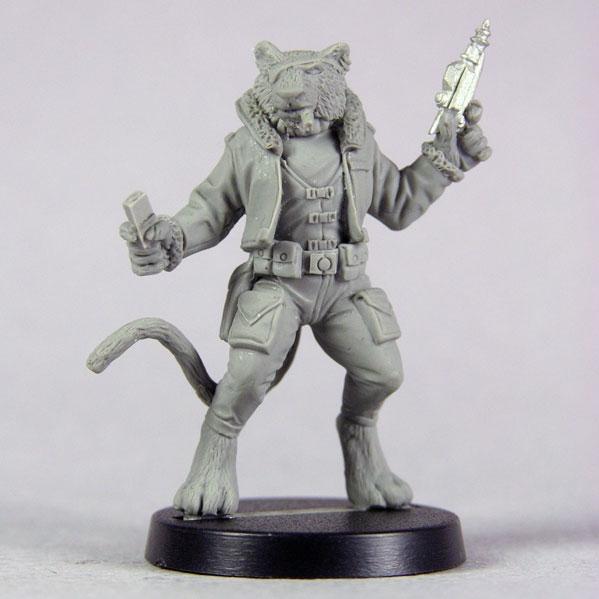 Counterblast: Lancer Captain