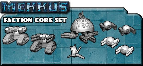 Counterblast: Mekkus Core Set