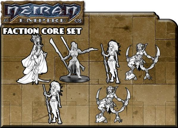 Counterblast: Neiran Core Set