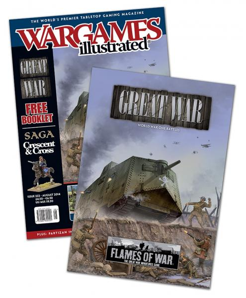 Wargames Illustrated Magazine #322
