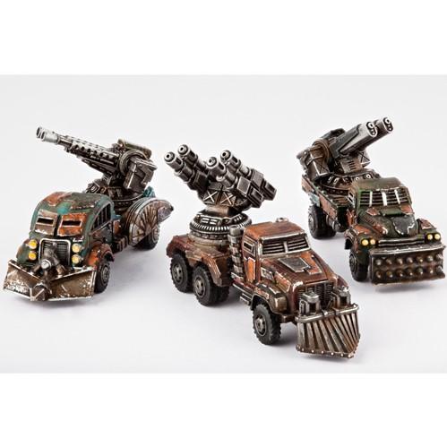 (The Resistance) Gun Wagon