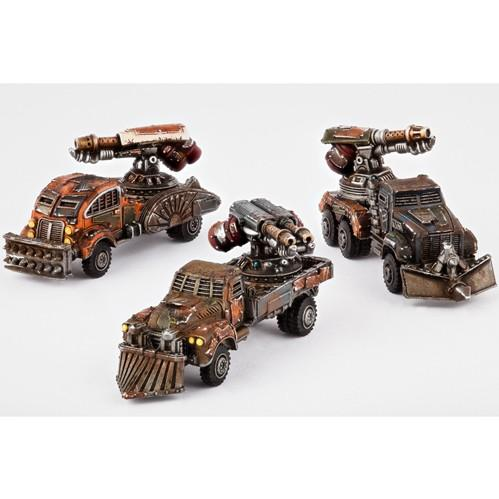 (The Resistance) Fire Wagon