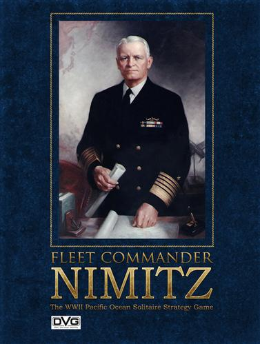 Fleet Commander: Nimitz (WW2 Pacific Ocean Solitaire Strategy Game)