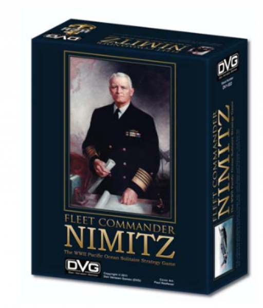Fleet Commander: Nimitz (2nd Edition)