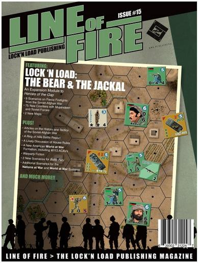 Line of Fire Magazine #15