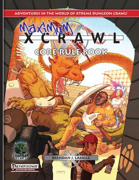 Xcrawl RPG: Maximum Xcrawl
