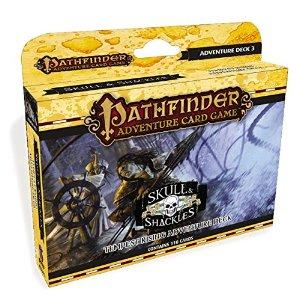 Pathfinder Adventure Card Game: Skull & Shackles Adventure Deck 3: Tempest Rising (PACG)