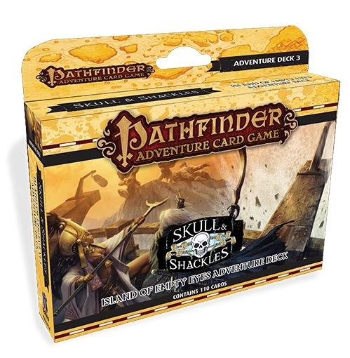 Pathfinder Adventure Card Game: Skull & Shackles Adventure Deck 5: The Price of Infamy (PACG)