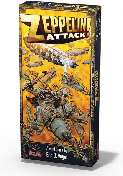 Zeppelin Attack! Core Game