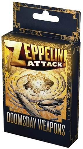 Zeppelin Attack! Expansion: Doomsday