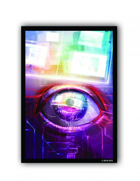Android Netrunner LCG: Netrunner Pop-up Art Sleeves