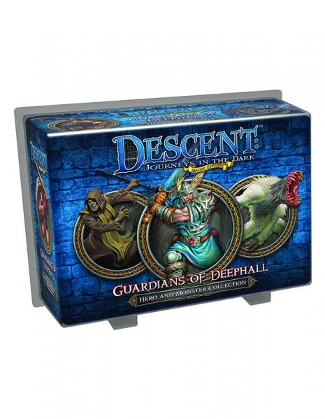 Descent: Guardians of Deephall Hero & Monster Collection