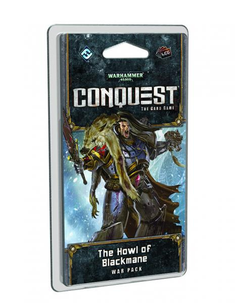 Conquest: The Howl of Blackmane War Pack