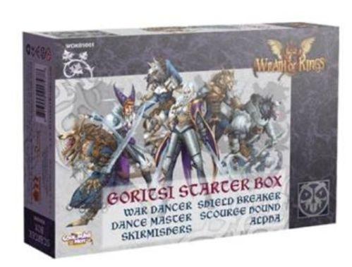 Wrath Of Kings: (House Of Goritsi) Starter Box