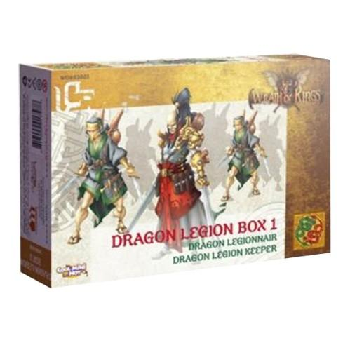 Wrath of Kings: House Shael Han - Dragon Legion Unit Box
