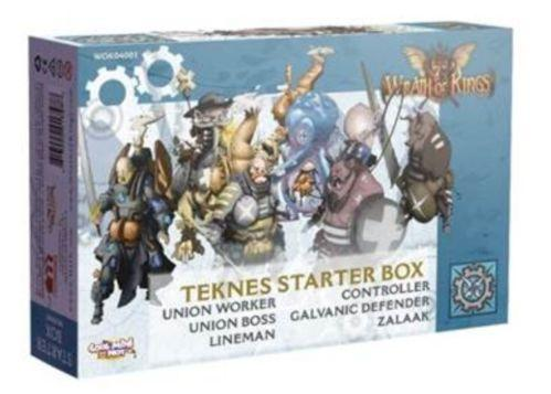 Wrath of Kings: House Teknes - Starter Box