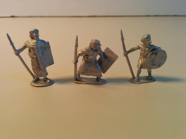 Hail Caesar - Hittite:  Levy Spearmen [Blister]