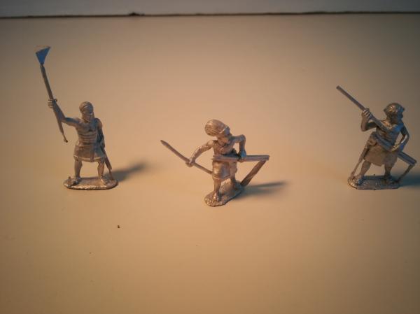 Hail Caesar - Hittite:  Levy Javelinmen [Blister]