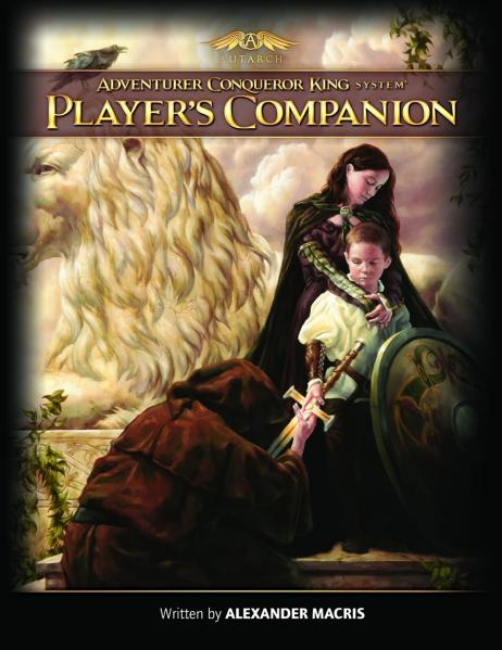 Adventurer Conquer King System RPG: Player's Companion