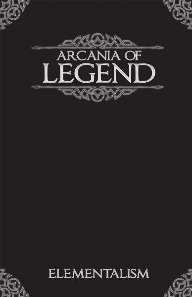 Legend - Of Arcania: Elementalism