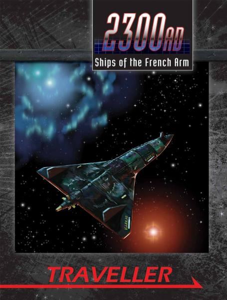 2300AD: Ships of the French Arm