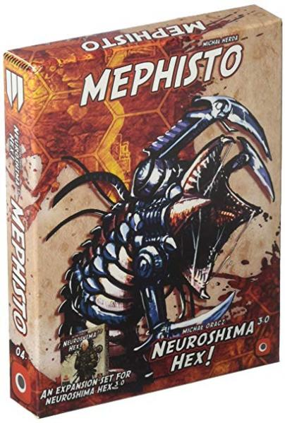 Neuroshima Hex!: Mephisto