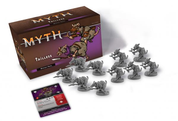 Myth: Tailless Minion Pack