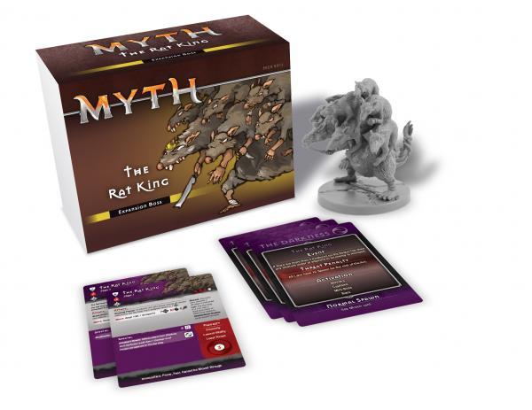 Myth: The Rat King Boss Expansion