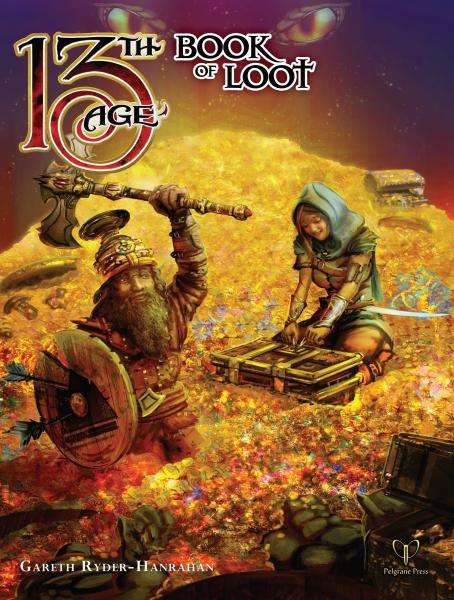13th Age: The Book of Loot