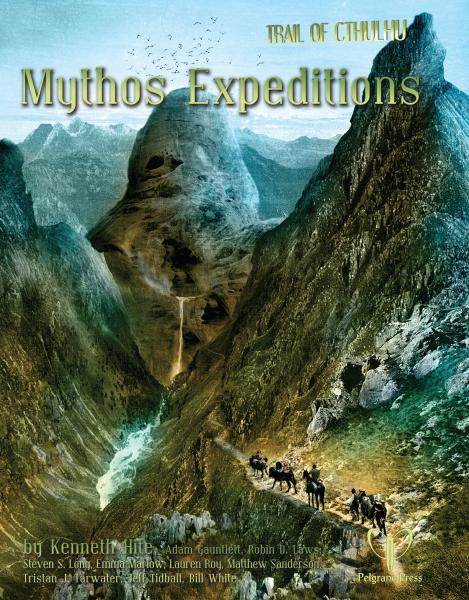Trail of Cthulhu RPG: Mythos Expeditions