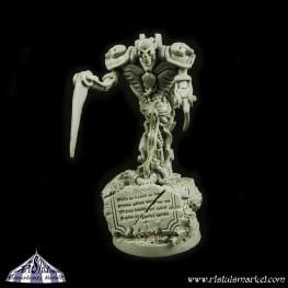Extraordinary Sci-Fi  Miniatures: Mechanical Undead Reaper Mantis
