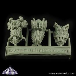Extraordinary Conversions: Big Dragon Shields (3)