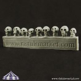 Extraordinary Conversions: Skulls (18)