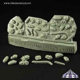 Extraordinary Basing Kits: Bugs Kit (62)