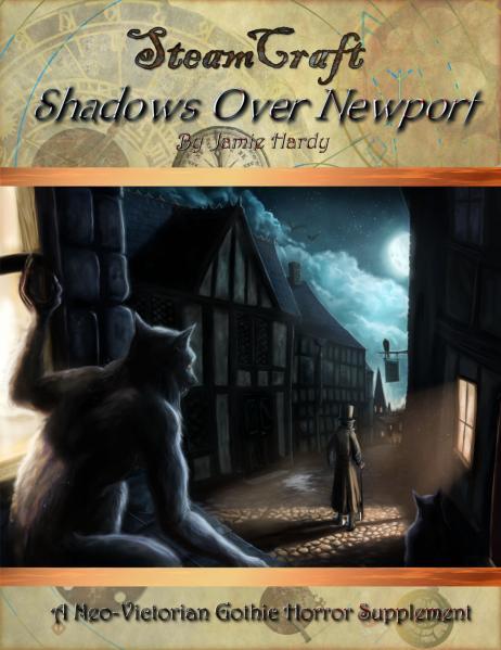 SteamCraft RPG: Shadows Over Newport
