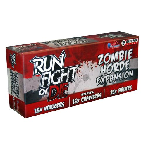 Run, Fight Or Die: Zombie Horde Expansion