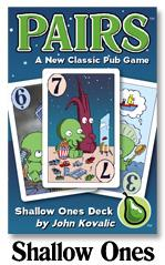 Pairs: Shallow Ones Deck (TableTop Reviewed)