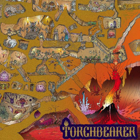 Torchbearer RPG: Gamemaster's Screen