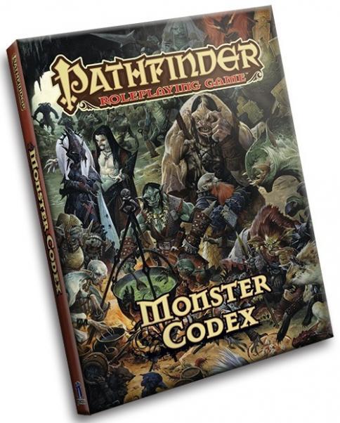 Pathfinder RPG: Monster Codex (HC)