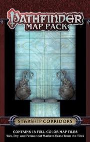 Pathfinder Map Pack: Starship Corridors