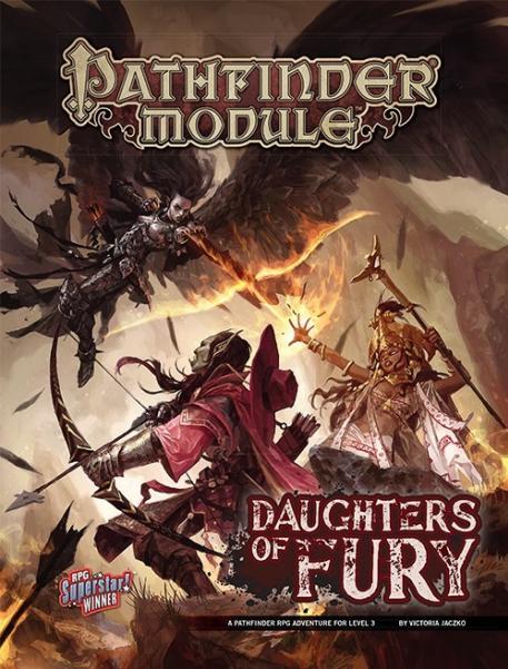 Pathfinder Module: Daughters of Fury (SC)