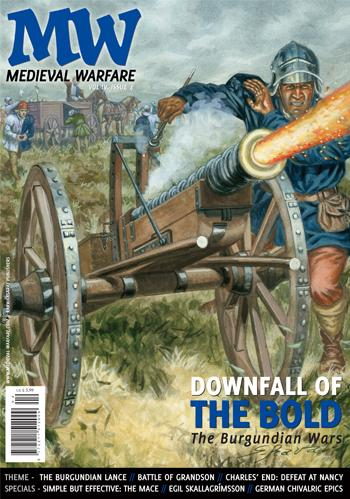 Medieval Warfare: Volume 4, Issue #4