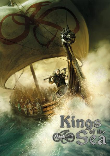 Yggdrasil RPG: Kings of the Sea