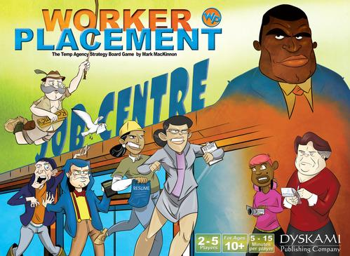 Worker Placement: Core Game