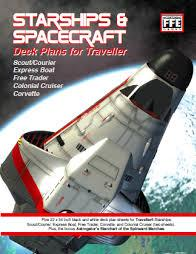Traveller RPG: Starships & Spacecraft I (5th Edition)